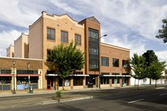 FOR LEASE: 3934 NE MLK Jr. Blvd.Creative Office, Retail, Service & Showroom.  LEED Gold sustainable building.