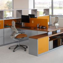 Template Brings Knoll Systems Expertise To The Storage Category Resulting In Unique Pieces For Both Open Plan And Private Office Workspace Design