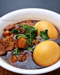 Vietnamese | Braised Pork Belly with Coconut Juice