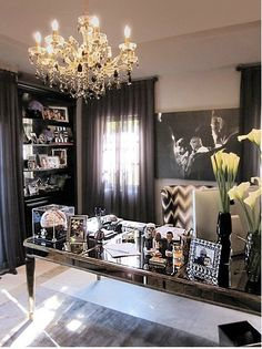Love her or hate her, can't deny khloe kardashian's office is gorgeous