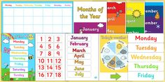 This Line Handwriting Practice pack is a handy resource for emergent writers. Encourages kids to practice handwriting lines in order to develop pencil control. Ks1 Classroom, Classroom Signs, Teaching Kids, Kids Learning, Teaching Resources, Days Of The Week Display, Weather Calendar, Weekly Calendar, Calendar Ideas