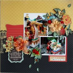 Kaisercraft - The Looking Glass - Hetty Hall Scrapbook Blog, Scrapbooking Layouts, Scrapbook Pages, Baby Journal, Hall Design, Glass Collection, Projects To Try, Paper Crafts, Gift Wrapping