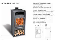 Estufa de leña NIZA  Precio: 345€ +Iva  Para su Estufa de leña NIZA Panadero Recomendamos Leña de excelente calidad, selección y secado.Efectuamos el suministro directo a su domicilio.