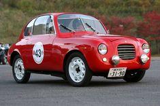 FIAT500B ZAGATO PANORAMICA | ⍇ ⌹ 1,3´ https://de.pinterest.com/scub40/bubble-cars/