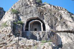 Grobowiec Farnakesa I w Amasyi