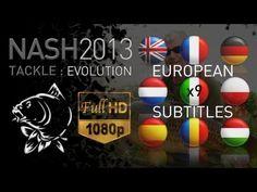 CARP FISHING NASH 2013 FULL PROMO DVD 1080P