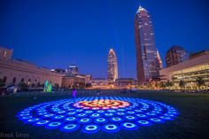 Pools Of Light and 'Global Rainbows' Illuminate Downtown Festival | The Creators Project