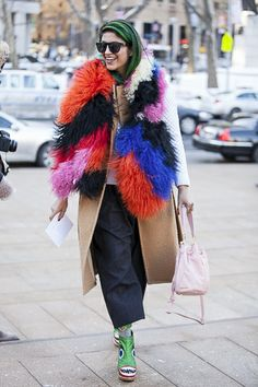 Fashion Week's Finest