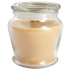 I love all the new fall scents.  Creme Brulee Crackle Candle