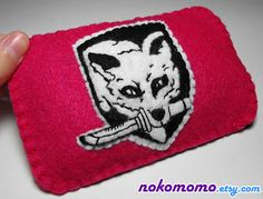 #FOXHOUND Metal Gear Solid GADGET CASE - for your iPhone, iPod, iTouch and more!