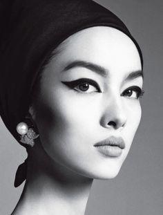 lelaid:  Fei Fei Sun in Fei Fei for Vogue Italia January...