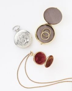 Pocket Watch Ring Boxes...I know you already have something in mind...but couldn't not pin this one!