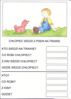 Użyj STRZAŁEK na KLAWIATURZE do przełączania zdjeć Diy And Crafts, Crafts For Kids, Polish Language, Speech Pathology, Learning Through Play, Cute Pins, Asd, Motor Skills, Comprehension