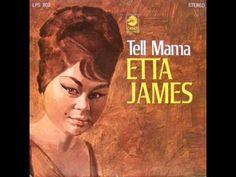 Etta James Hound Dog.wmv: https://youtu.be/6gNtvg_3TNA