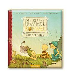 arsedition Kleine Hummel Bommel - Freundebuch Heldenkind