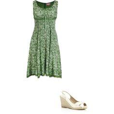 Sunday Dress, created by djm21 on Polyvore
