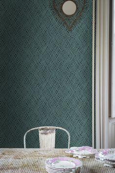 Amime BP 4404 | Wallpaper Patterns | Farrow & Ball