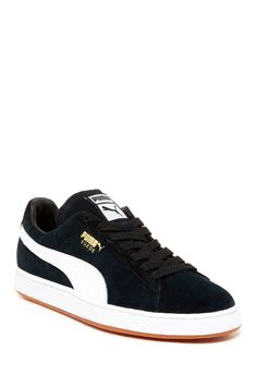 Puma Suede Classic Basic Weave Sneaker by PUMA on @nordstrom_rack