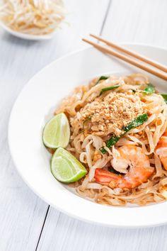 Top 6 de nos recettes gourmandes qui ne font pas DU TOUT grossir... /// #aufeminin #mincir #recette #crevettes #wok #konjac #cuisinelégère #sainement