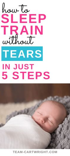 No cry sleep training is possible. Learn how to teach your baby to sleep gently, but consistently. Your whole family will benefit when your baby sleeps. 8 Month Old Sleep, 1 Month Old Baby, Toddler Night Waking, Toddler Sleep, No Cry Sleep Training, Sleep Training Methods, Baby Sleep Consultant, Crying At Night, Baby Life Hacks