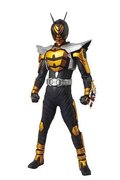 Kamen Rider The Bee (Rider Form)