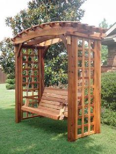 15 modele de leagane pentru curte sau gradina | CasaMea.ro