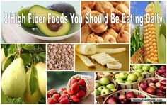 8 High Fiber Foods You Should Be Eating Daily