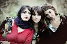 Warpaint perform 'Love Is To Die' in session - #AltSounds