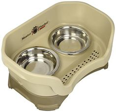 Neater Pet Brands Feeder Deluxe for Cats Cappuccino *** Be sure to check out this awesome product.