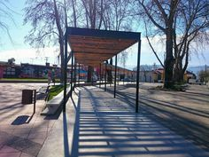 Santa Cruz Chile, sector Plaza de Juegos