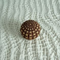 This sphere is such a square! Measured and even- its textures will never let you down. Roll gridded patterns to your hearts content, then lighten things up and go draw some circles. Each Olander Earth