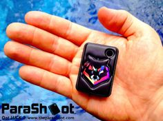 ParaShoot / The ParaShoot is the most successfully crowd-funded wearable photo and video camera. http://thegadgetflow.com/portfolio/parashoot-2/