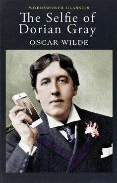 Hipster Books Titles: The Selfie of Dorian Grey