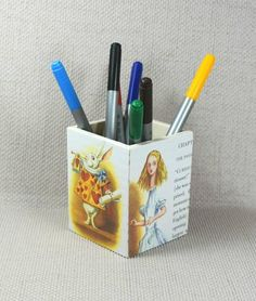 Hey, I found this really awesome Etsy listing at https://www.etsy.com/uk/listing/478083161/alice-in-wonderland-pencil-pot-gift-for