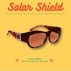 ca9ebe07f71 Solar Shield fitsovers - designed for eyeglass-wearers! Eyeglasses