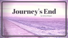 Know where you've been, where you are, and where you're going. You won't get lost - even if there are some detours along the way! http://www.unshakenministries.com/2017/11/20/journeys-end/ #journeysend #loveleadsin #journeythroughthepsalms
