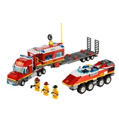 "LEGO City Fire Transporter (4430) - LEGO - Toys ""R"" Us"