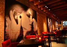 Rosso Bar Restaurant | Rotterdam, the Netherlands