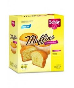 Magdalenas Sin Gluten Dr. Schar 260gr Gluten Free Muffins, Cereal, Oatmeal, Breakfast, Food, Gluten Free Cupcakes, Foods, Meal, Eten