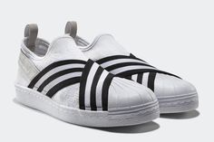 Womens Adidas Superstar II Shoes Snake Spot White Gold [MD