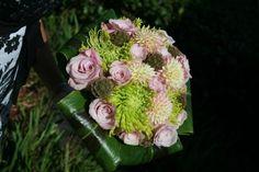www.flowerhillflo... #fhflowers #bridalbqtred #vintagebridalbqt #pinkandgreen
