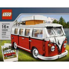 lego volkswagen camper van!
