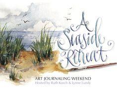 Seaside Art Journaling Retreat – Sept 19-21 | Ruth Korch Art