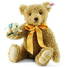 Steiff Stuffed Animals and Plush Toys are high quality stuffed toys that are meant to be played with and loved.