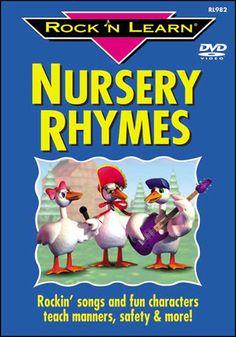 rock n learn nursery rhymes - Bing Teaching Manners, Bing Video, Rock N, Nursery Rhymes, Songs, Learning, Fun, Character, Studying