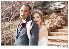 Styled Elopement at Red Rocks in Denver, Colorado | Bride and Groom Formals | Jessi Dalton Photography | Colorado Wedding Photographer | www.jessidalton.com