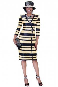 Tally Taylor 4496 1 piece Dress Colors: Champagne/Black Sizes: 6, 8, 10, 12, 14, 16, 16W, 18, 18W, 20W, 22W, 24W, 26W Hat: H4496 Purse: B4496