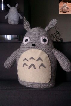 Mi Amigo Totoro