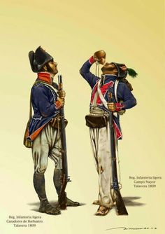 JJ's Wargames: The Army of Estremadura at Talavera 1809
