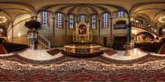 spherical panoramas: Fasori Evangélikus templom